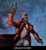 Legendary Star-lord Vol 1 1 Textless - Copie (2)