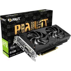 bon plan : Palit GeForce RTX 2070 Dual 8 Go GDDR6