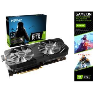 bon plan : KFA2 GeForce RTX2080 EX OC + battlefield 5 offert