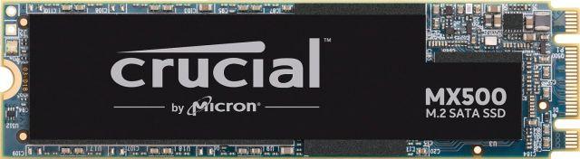 bon plan : SSD M.2 Crucial 500 Go à 69 €