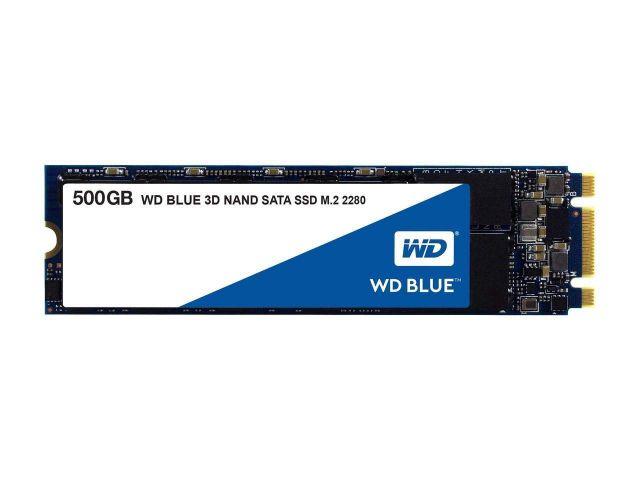 bon plan : SSD M.2 WD Blue 500GB à 49 €