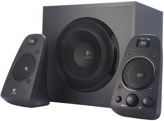 bon plan : Système audio 2.1 Logitech Z623