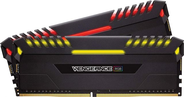 bon plan : Corsair Vengeance RGB DDR4 - Kit 16 Go