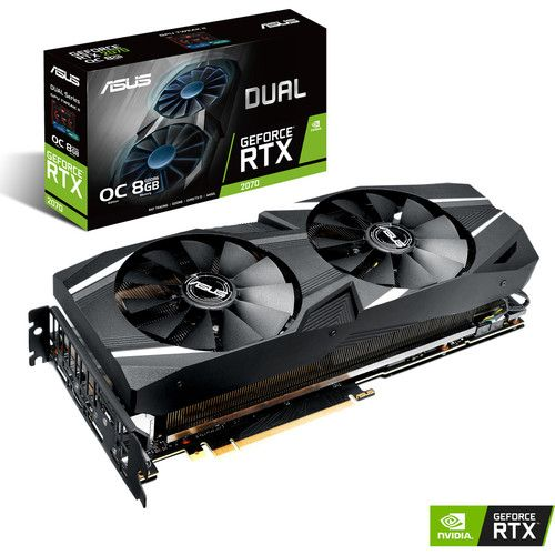 bon plan : Asus GeForce RTX 2070 DUAL OC