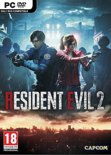 bon plan : Resident Evil 2 PC