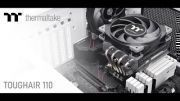 [Cowcot TV] Présentation ventirad Thermaltake TOUGHAIR 110 : un top top-flow ?
