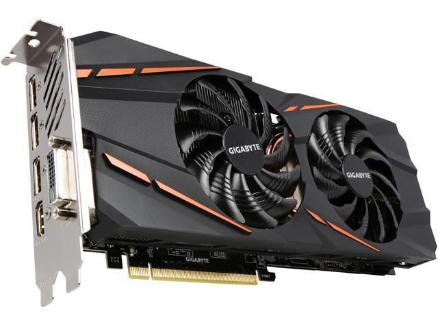 Gigabyte GeForce GTX 1060 G1 GAMING - 6Go (GV-N1060G1 GAMING-6GD)