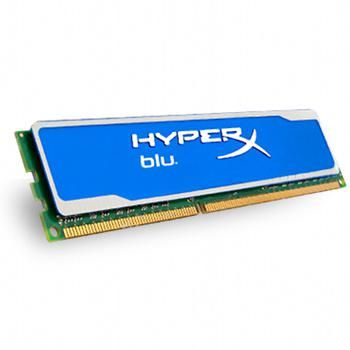 Kingston HyperX Blu 8Go DDR3 PC12800 CAS10 (KHX1600C10D3B1/8G)