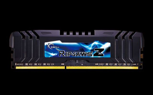 G.Skill Extreme3 Ripjaws Z 4x4Go PC17000 Dual Channel CAS8 (F3-17000CL9Q-16GBZH )