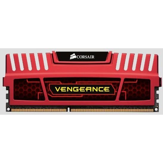 Corsair Vengeance Red 2 x 4 Go DDR3 (CML8GX3M2A1600C9R)