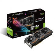 Asus GeForce GTX 1060 STRIX OC - 6 Go