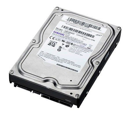 Samsung Spinpoint F4 Eco Green - 2To SATA II 5400 trs/mn (HD204UI)