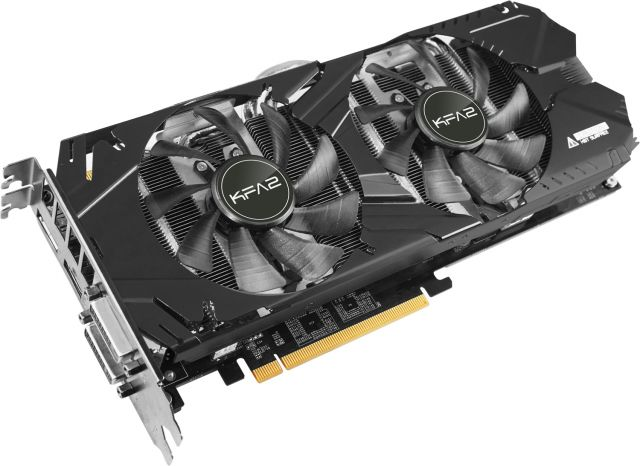 KFA² GTX 970 EXOC Black Edition - 4 Go GDDR5 (GTX970-EXOC-BE)