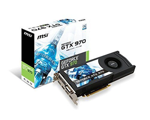 MSI GeForce GTX 970 OC - 4 Go (GTX-970-4GD5-OC)