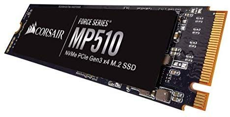 corsair Force MP510 480 GB NVMe PCIe Gen3 x4 M.2-SSD