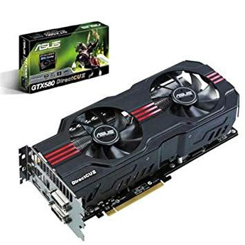 Asus ENGTX580/DCII/2DIS/1536MD5