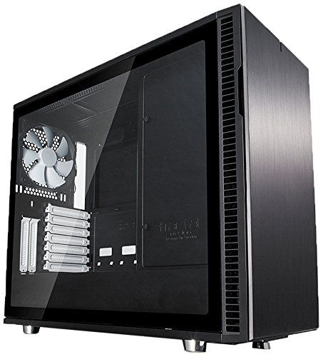 fractal-design Define R6 Black Pearl Windowed