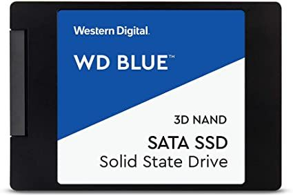 wd SSD Western Digital - Blue SATA - 1To