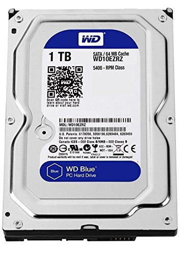 Western digital Blue 1 To SATA III (WD10EZRZ)