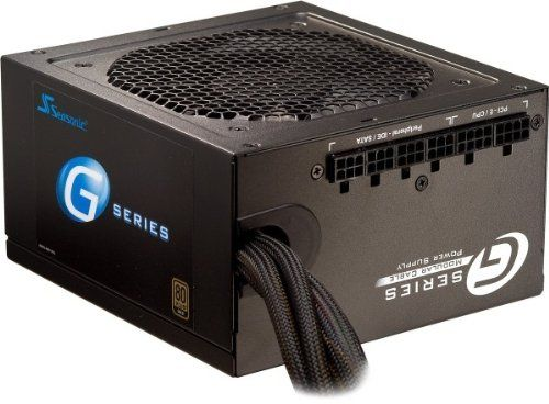 Seasonic G-Series - 650W (SSR-650RM)