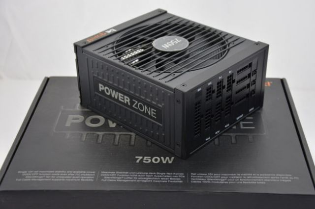 Be Quiet Power Zone 750W