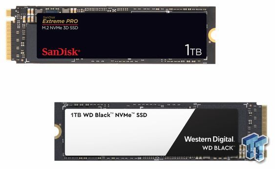 sandisk Extreme Pro 3D M.2 NVME 1To