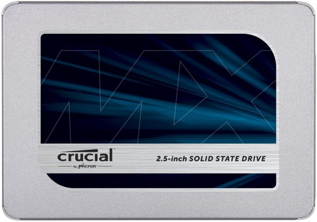 CT2000MX500SSD1 MX500 2To