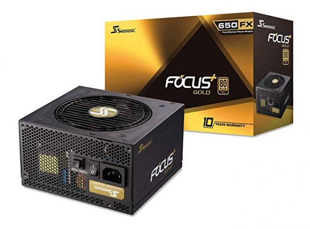 seasonic FOCUS Plus 650 Gold