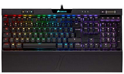 corsair k70 rgb mk2 low profile