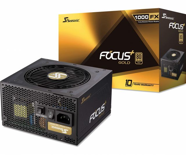 seasonic FOCUS Plus 1000 Gold