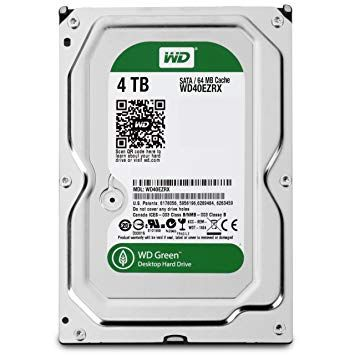 Western digital Caviar Green WD40EZRX - 4To SATA III 64Mo