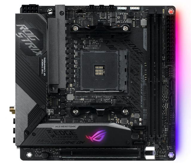 ROG Strix X570-I Gaming Mini ITX