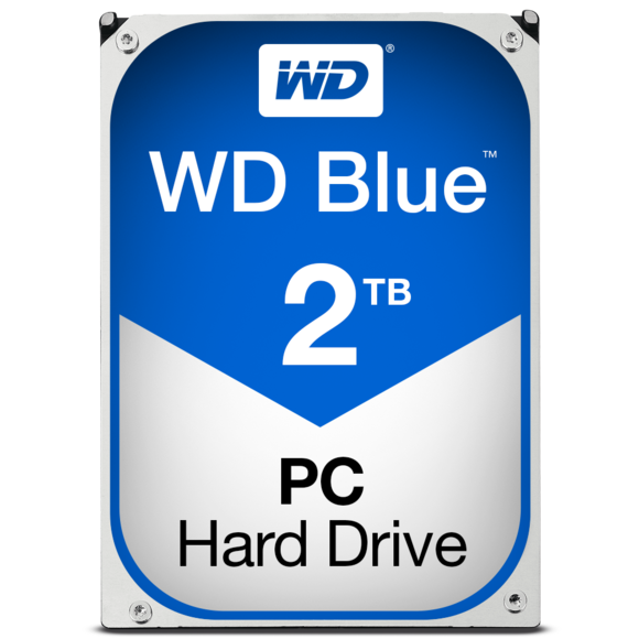 Western digital Blue - 2To SATA III (WD20EZRZ)
