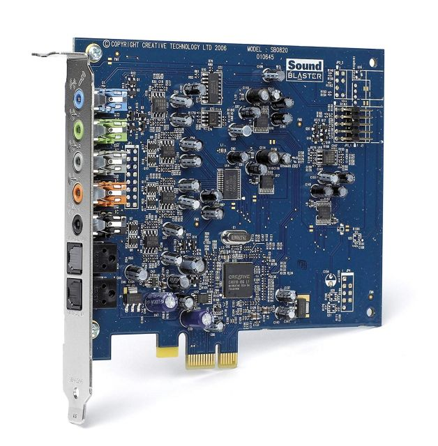 Creative Sound Blaster X-Fi Xtreme Audio - PCI-E