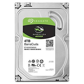 Seagate BarraCuda - 4 To SATA III (ST4000DM005)