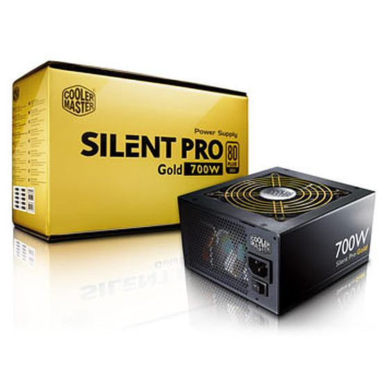 Cooler Master Silent Pro Gold 700W