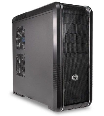 Cooler Master CM-690 II Advanced Black & White edition