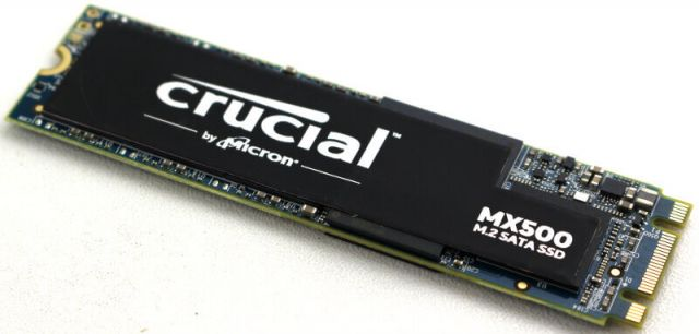 crucial CT500MX500SSD4 SSD interne MX500