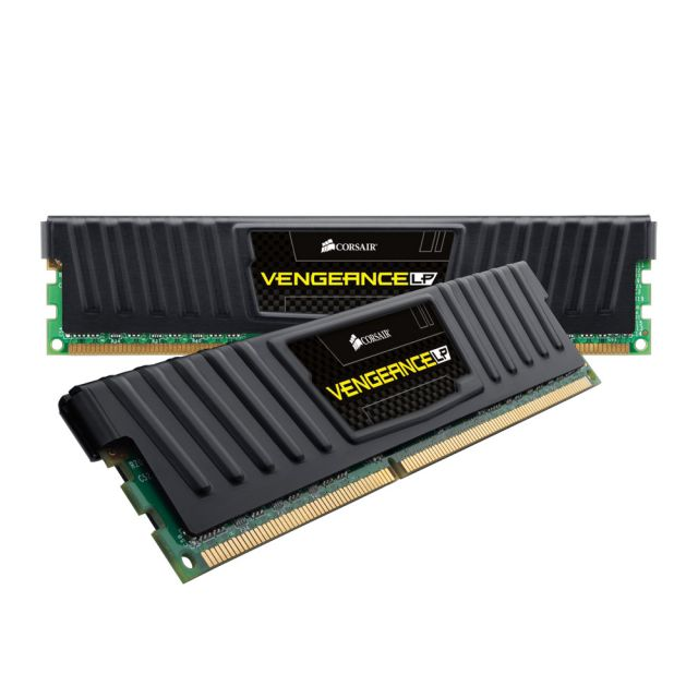 Corsair Vengeance LPX Black 2 x 8 Go DDR4 PC24000 (CMK16GX4M2B3000C15)