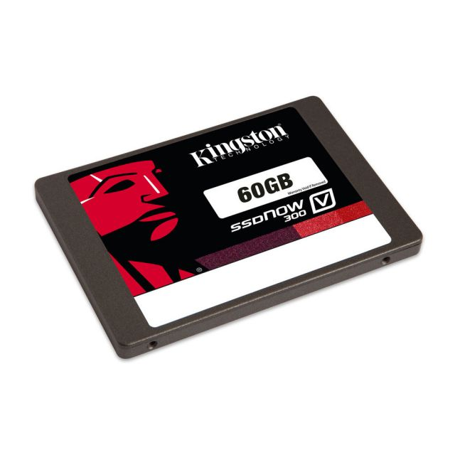 Kingston SSDNow V300 Series 60Go SSD SATA III (SV300S37A/60G)