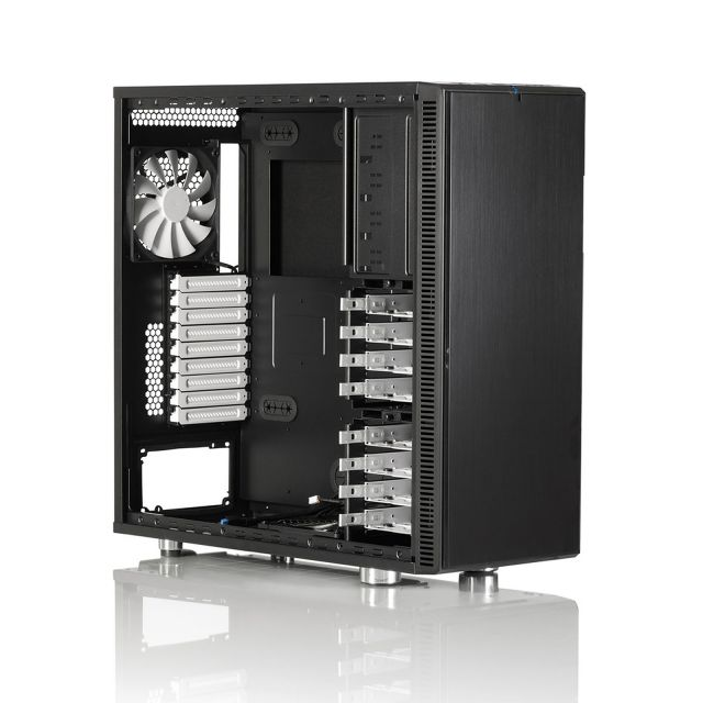 Fractal Design Define XL - Black Pearl