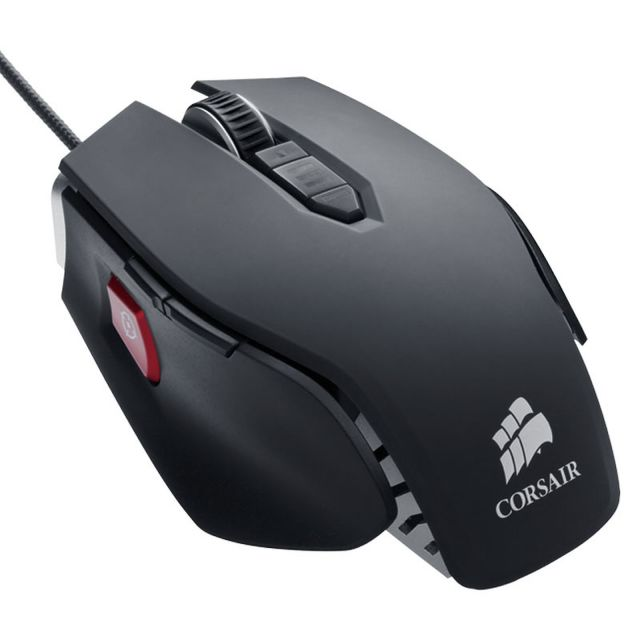 Corsair VENGEANCE M65 FPS Laser - Gunmetal Black