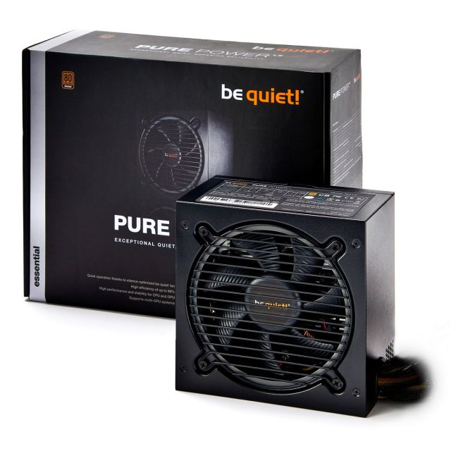 Be Quiet Pure Power L8 600 Watts