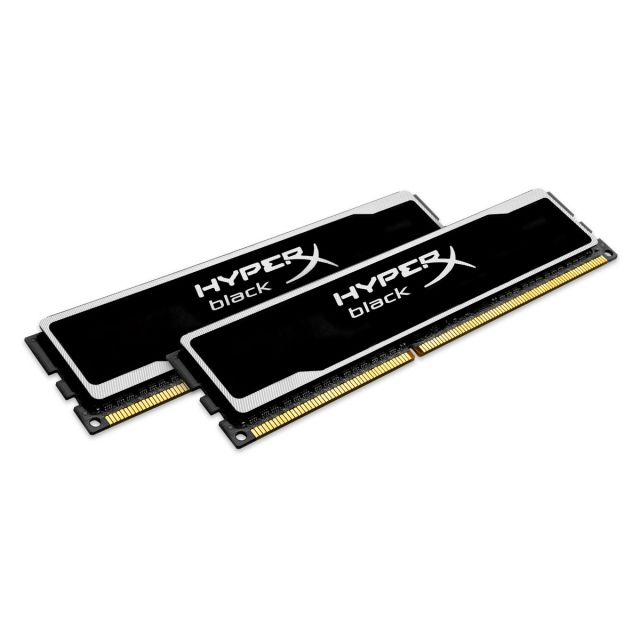 Kingston HyperX 2x4Go DDR3 PC12800 CAS9 (KHX1600C9D3B1RK2/8GX)