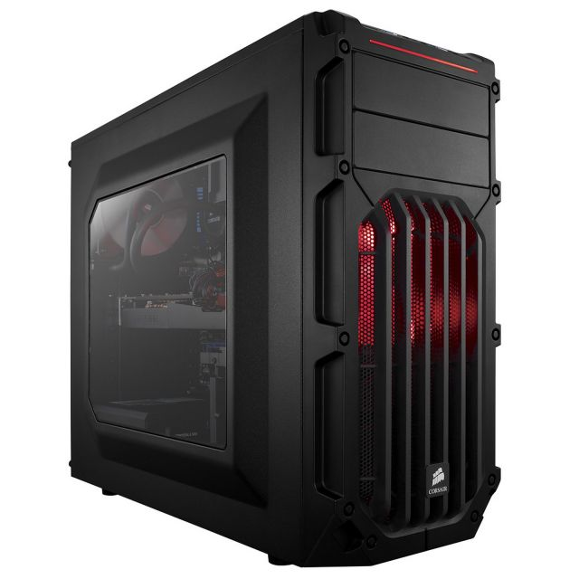 Corsair Carbide SPEC 03 - RED LED