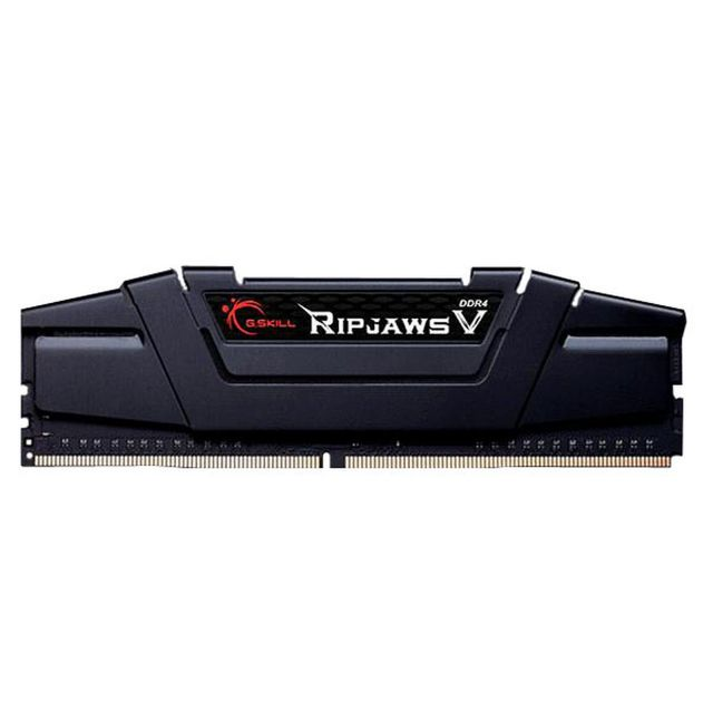 g-skill Ripjaws V Black 1 X 16Go DDR4 PC25600 (F4-3200C16S-16GVK)