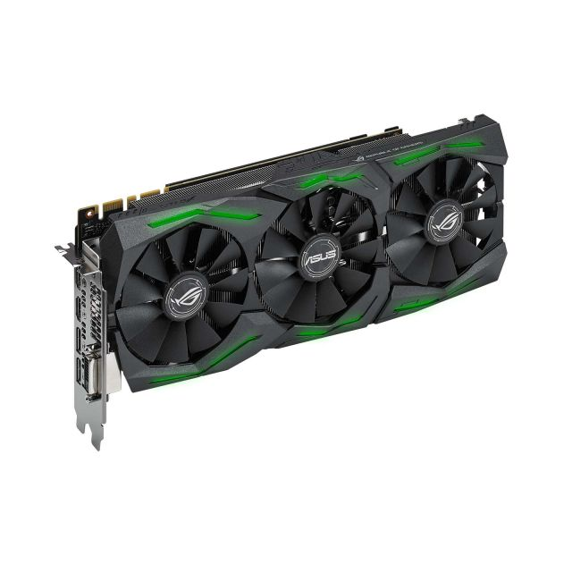 Asus GeForce GTX 1080 STRIX OC - 8Go (STRIX-GTX1080-O8G-GAMING)