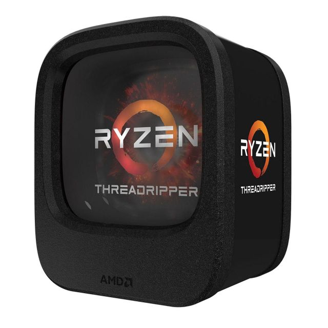 amd 1950X threadripper Pas d'image