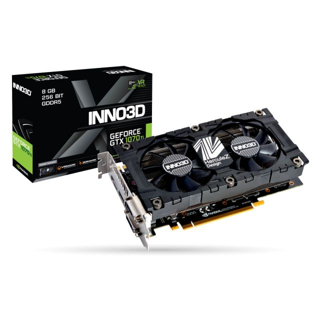 inno3d GeForce GTX 1070 Ti TWIN X2