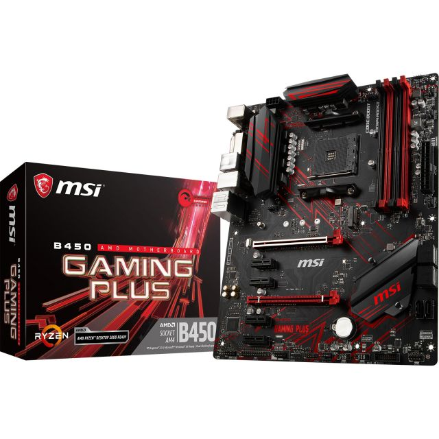 B450 GAMING PLUS